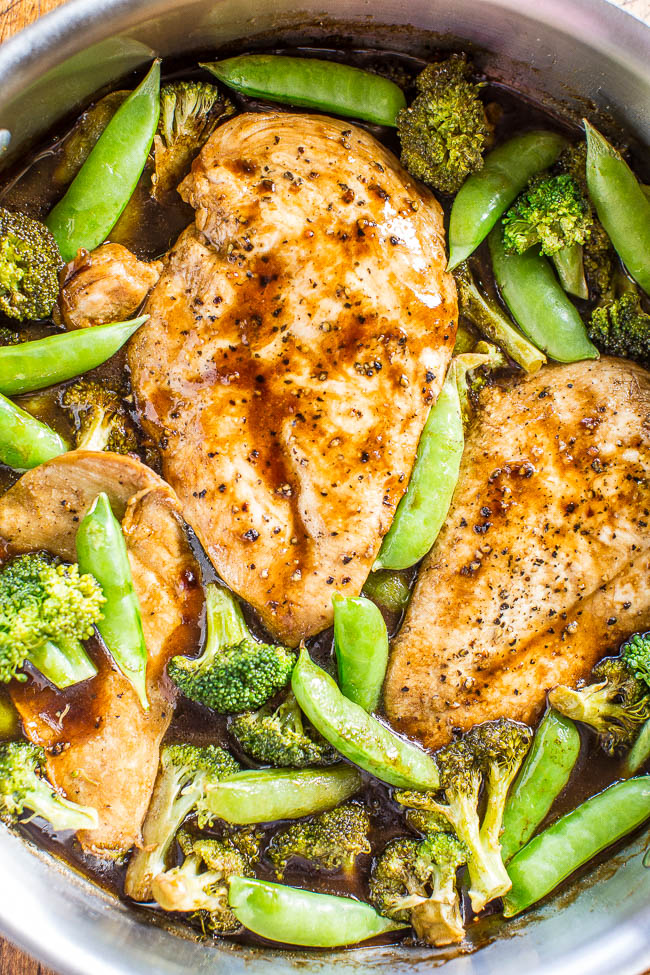 Easy Chicken, Fish, and Steak Recipes